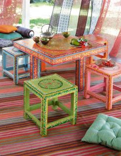Table Basse Gypsies