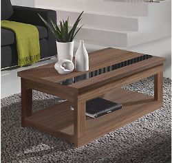 Table basse plateau relevable - Table basse plateau montant ...